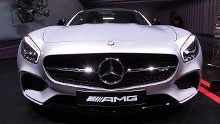 2015 Mercedes-Benz AMG GT - Exterior and Interior Walkaround - 2014 Paris Auto show