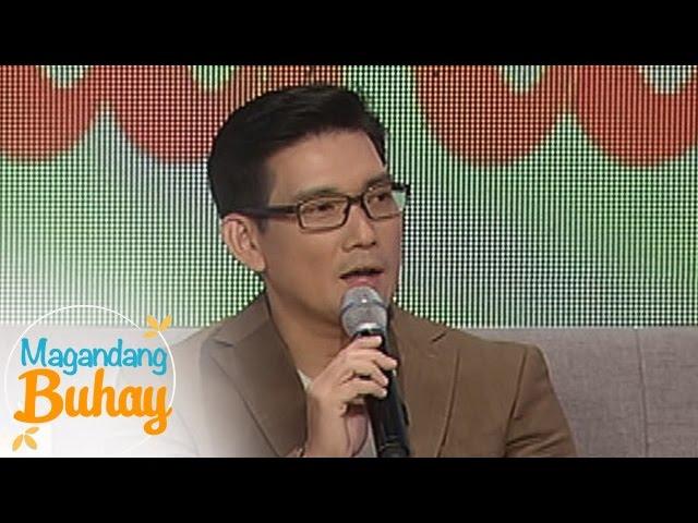 Magandang Buhay: Richard Yap's childhood dream