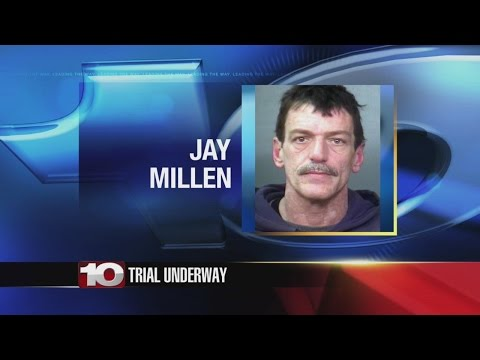Jay Millen Trial Underway