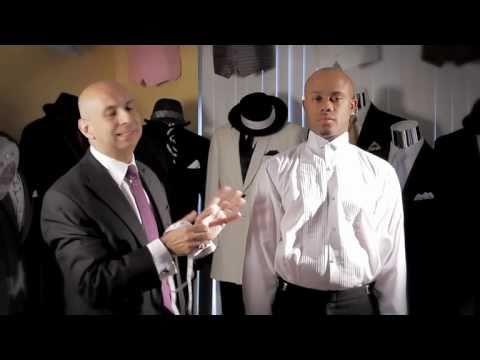 Measure For A Tuxedo  - Tuxedosonline.com