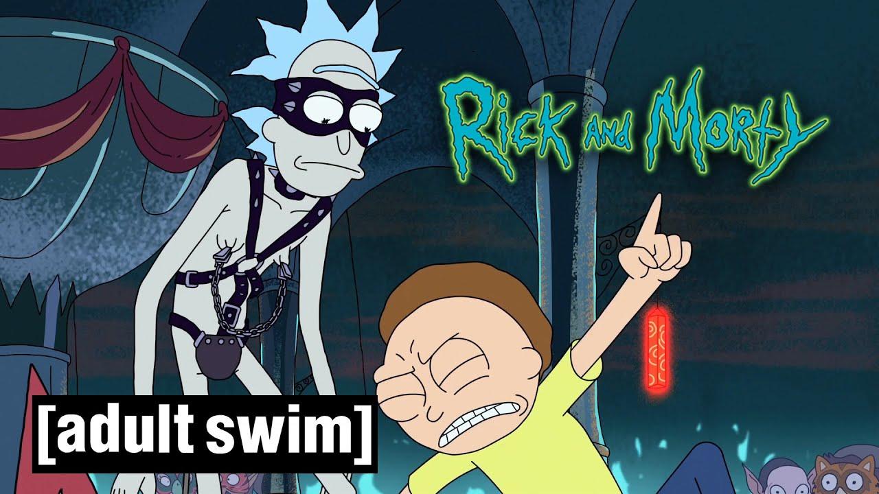 rick and morty s03e03 subdivx