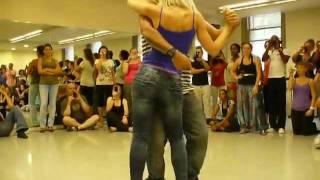 kizomba dance - sexy dance