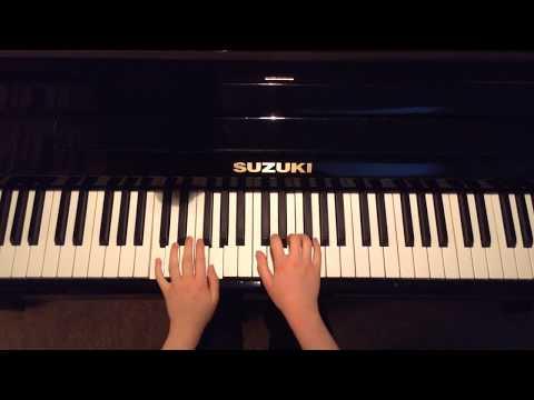 Cherry Wine - Piano Tutorial Part I (Intro - Chorus/Refrain)