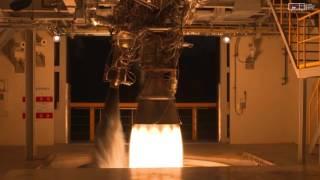 [KARI] 75톤급 엔진 3호기 TVC 테스트 이미지