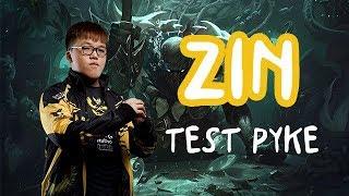 Zin test thử Pyke hỗ trợ và cái kết... [GAM Esports Highlight]
