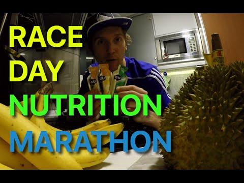 Marathon Race Day - Nutrition on the Run