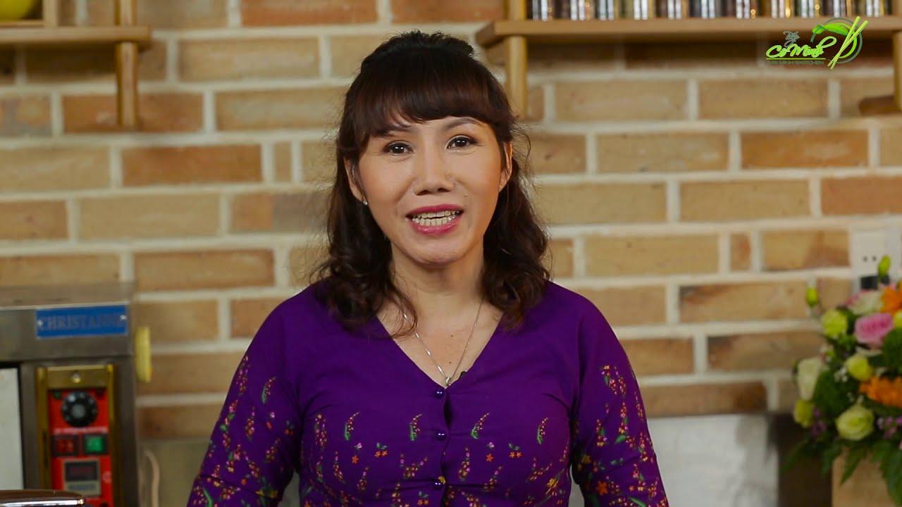 Bếp cô Minh | Tập 24ː Hướng Dẫn Làm Bánh Bèo Mặn ( Bánh Bèo Chén )
