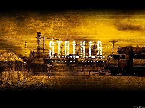 S.T.A.L.K.E.R Тень Чернобыля #1 [Пьяная разборка]