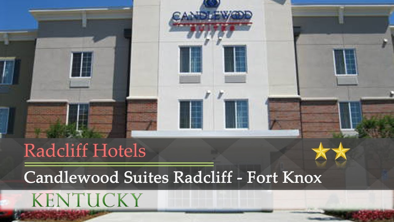Candlewood Suites Radcliff Fort Knox Hotels Kentucky