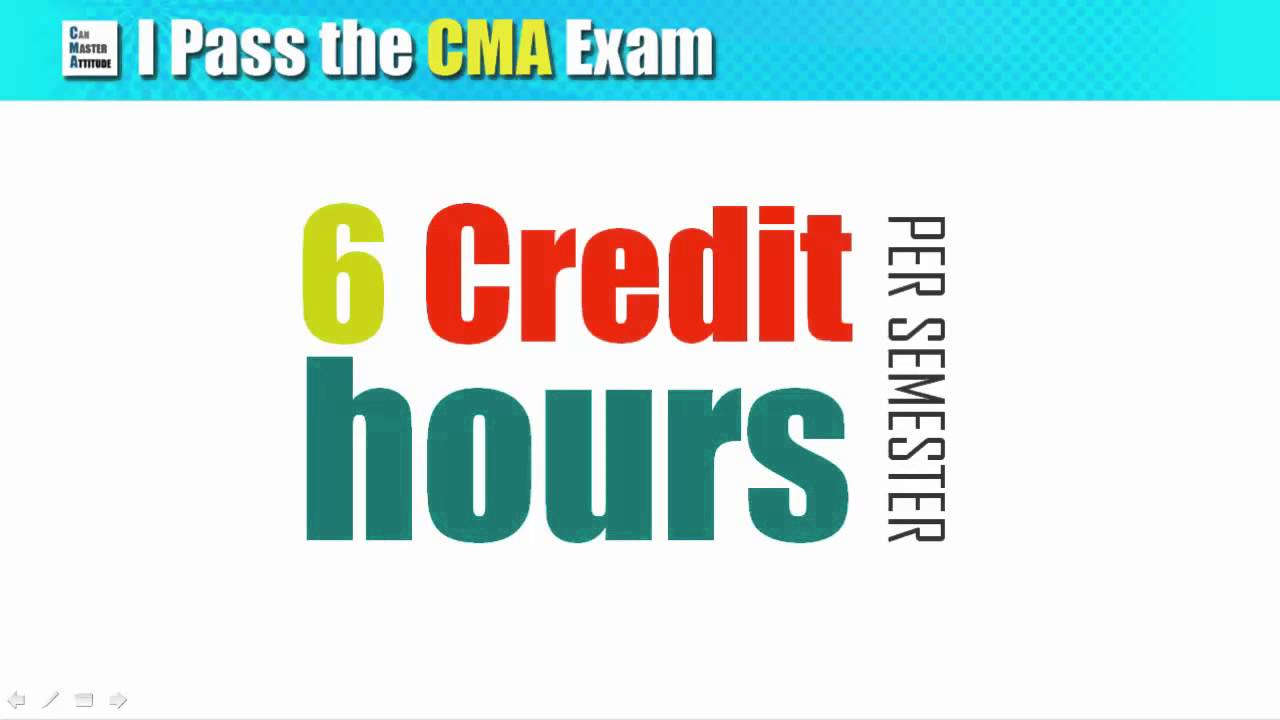 Cma exam requirements for certified management accountant youtube 1betcityfo Image collections