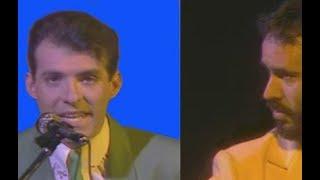 AZUL Y NEGRO Y CINEMASPOP EN ESTUDIO ABIERTO (1983)