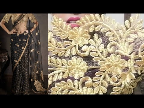 wedding special *jomso saree |jomso saree review|desighner