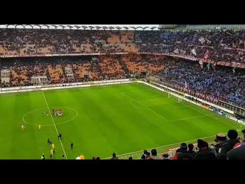 Milan-Chievo 3-2! L'esultanza dei giocatori