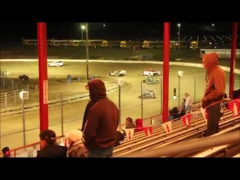 El Paso County Speedway Sport Mod October 11th, 2014