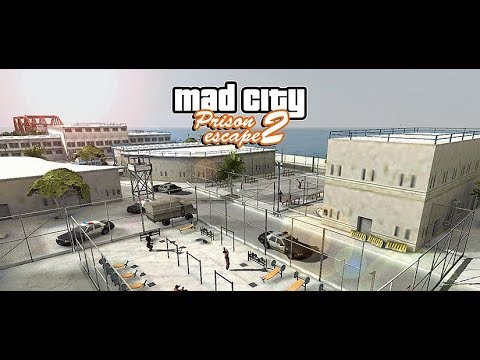 Mad City: Prison Escape - Free Browser Game