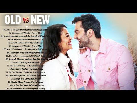 Old Vs New Bollywood Mashup Songs 2020 | Sad & Romantic Hindi Old Songs Mashup Live_Bollywood Songs