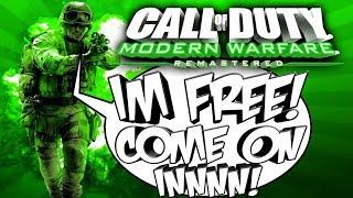 Modern Warfare Remastered FREE PS+ (MWR 2019 Gameplay)