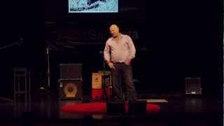 Rebels and Rock Stars: Tony Michaelides at TEDxSarasota