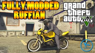GTA 5 Fully Modified: PEGASSI RUFFIAN