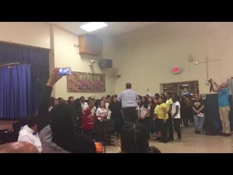 Thomas Johnson Middle School, Lanham, Maryland
