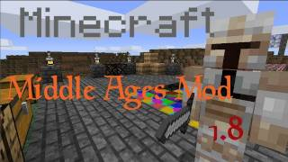 Minecraft: Middle Ages Mod