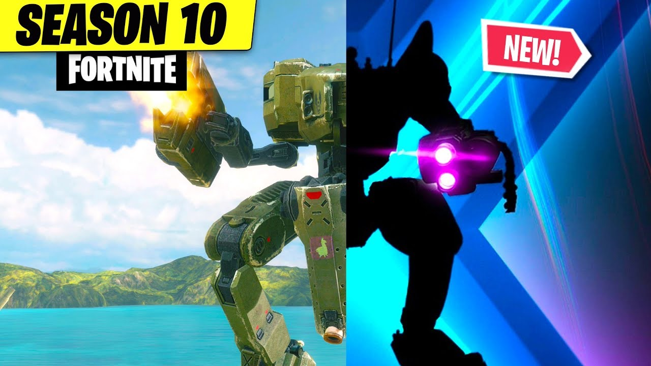 New Fortnite Season 10 Battle Pass Leak