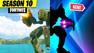 *NEW* Fortnite SEASON 10 Battle Pass LEAK..