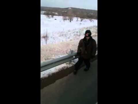 Пешком из Питера в Владивосток. Часть 1