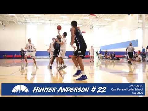 Hunter Anderson Spring/Summer 2018 Highlights