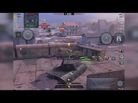 Как мы с D_W_S воевали против ПТУРов и покоряли Эверест WoT Blitz