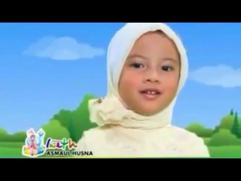 Menghafal Asmaul Husna , cara termudah untuk Anak anak ...