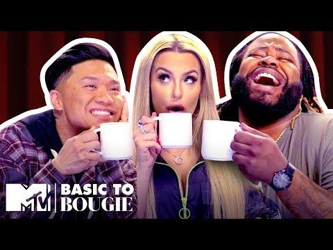 $85 Coffee & $1 Oysters ft. Tana Mongeau!   Basic to Bougie Season 3   MTV