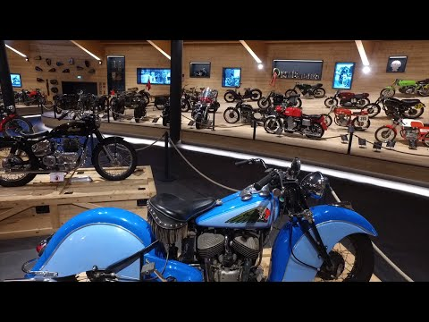 Top Mountain Motorcycle Museum / Obergurgl-Hochgurgl