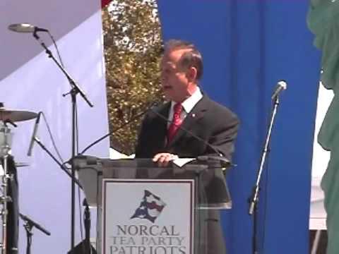 Norcal Tea Party Patriot 9-12-10 ~ Part 2 Of 10