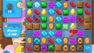 Candy Crush Soda Saga level 62 no booster