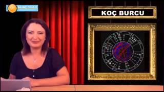 KOÇ Burcu Astroloji Yorumu  09 Ekim 2013  Astrolog DEMET BALTACI   astroloji, astrology