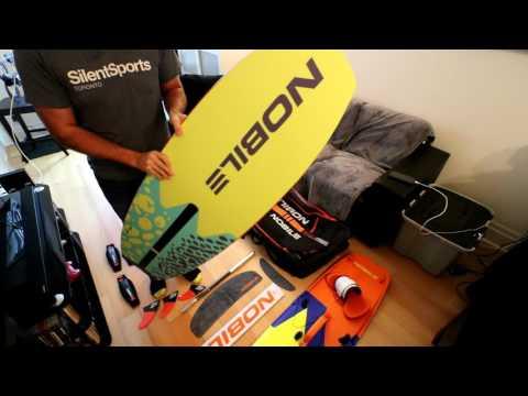 Vlog 10 - Nobile Zen Hydrofoil