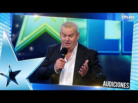 GUSTAVO cantó GARGANTA CON ARENA y dividió al jurado