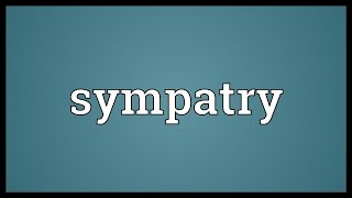 Sympatry Meaning