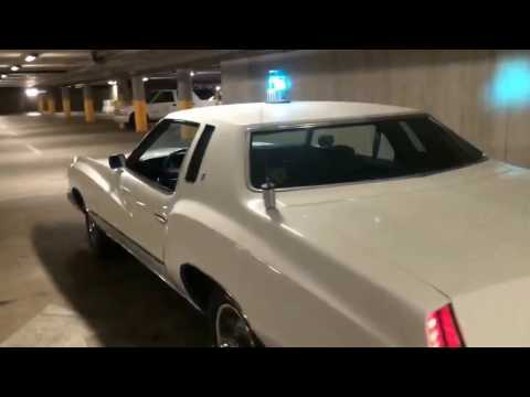 Vintage Honolulu Police Subsidized Motor Car