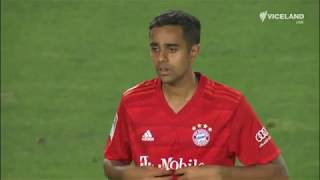 Sarpreet Singh's individual highlights on debut for Bayern against Arsenal