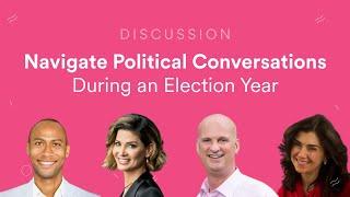 Navigate Political Conversations At Work