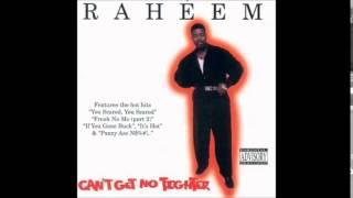 Raheem - I Wanna Fuck You