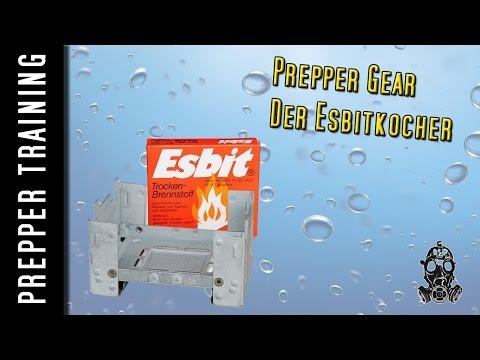 Prepper Gear - Esbitkocher |Ausrüstung| German HD 1080p