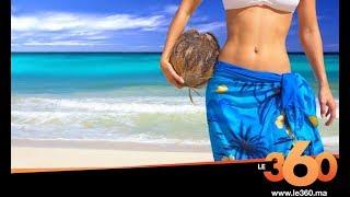 Le360.ma •Summertime : 4 façons de porter le pareo