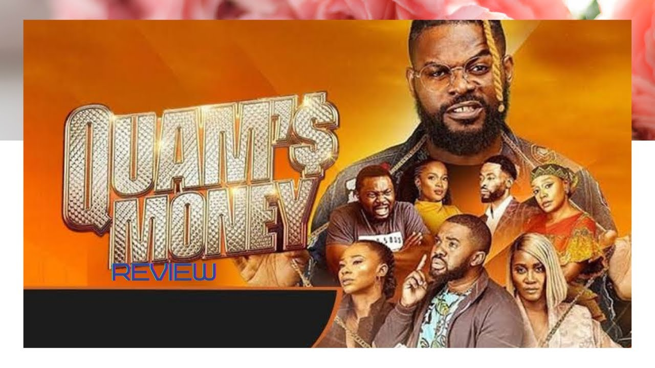 Download QUAMS MONEY|Latest Nollywood Movie Featuring Falz|Review
