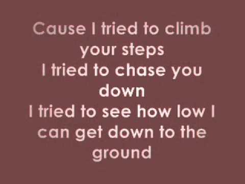 Lifehouse-Sick Cycle Carousel (lyrics)