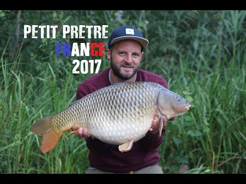 My Week In France || French Carp Fishing 2017 || Petit Pretre