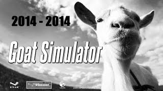 Goat Simulator Sad Trailer - Reverse & Remix *Die as a Goat 2014