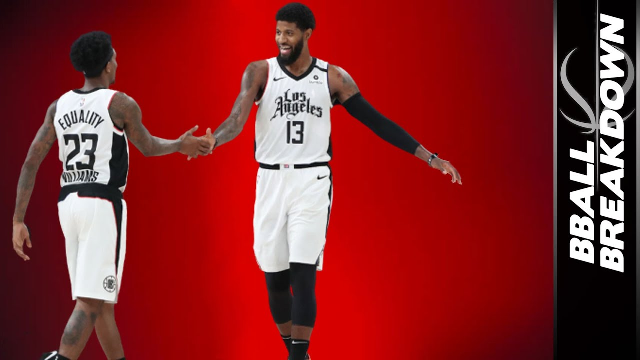 Paul George is BACK... Or Is He? Clippers vs Mavericks Game 5 2020 NBA Playoffs